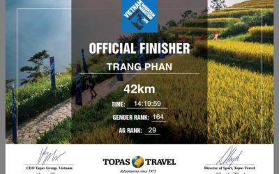 My experience at Vietnam Mountain Marathon 2018, Sapa