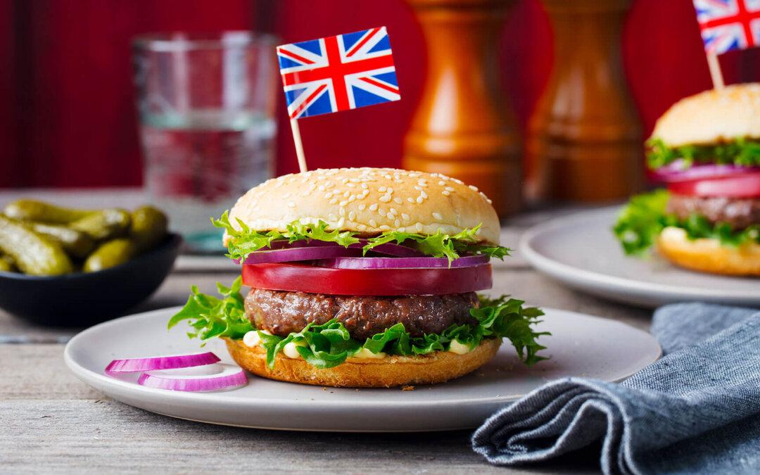 American Vs. British English: Food & Drinks