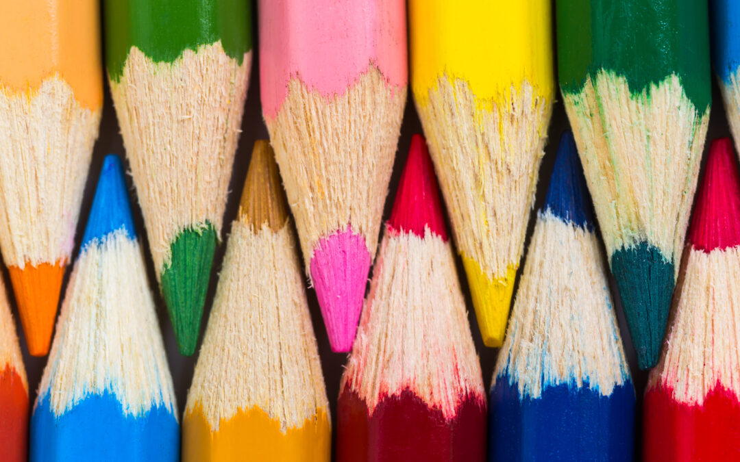 9 idioms about: Colors